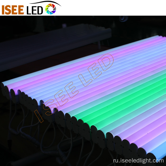 16 пикселов LED RGB Digital Tube Full Color