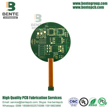 Hot sale for China Manufacturer of Flex Rigid PCB, Rigid Flex, Flexible Circuits, Flexible PCB Board 4 Layers Rigid-Flex board ENIG Applications Industry Green export to United States Importers
