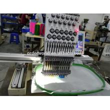 Embroidery machine 1 head maquina bordadora industrial