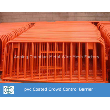 Hot Dipped Galvanized Portable Crowd Control Barrier for Control Traffic