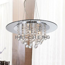 Modern crystal glass pendant  lamp for kitchen decoraton