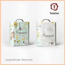 Neuer Entwurfs-Nahrungsmittelverpackungs-Geschenk-Kasten