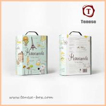 Nova caixa de presente de embalagem de alimentos de design