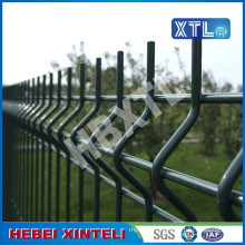 3D Folded Wire Mesh Fence