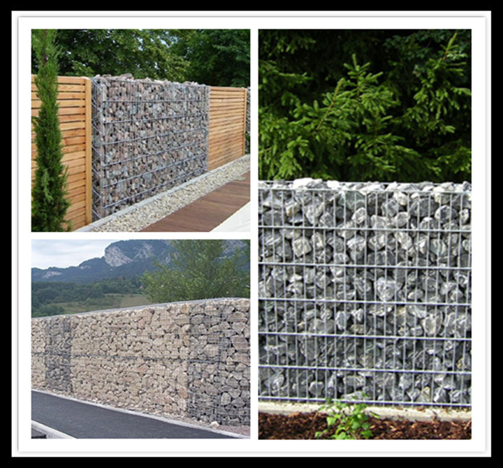 Welded Stone Gabion Box