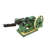 Machine de fabrication de clous automatique à faible bruit robuste