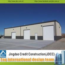Construcción de auto almacenaje prefabricado de alta calidad