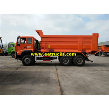 12ton 10 Wheel HOWO Dumper Trucks