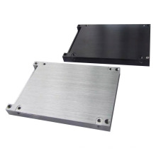 Precision Sheet Metal Prototype with Brushed Surface for Electronic Product (LW-03167)