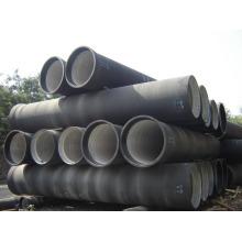 """ISO2531 K9 4 """"DN100 tubo de ferro dúctil"""