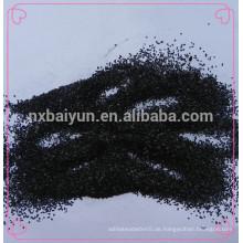 Industrie-Abgasbehandlung Kohle basierte granulierte Aktivkohle mit Fabrikpreis