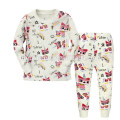 Neue Mode Kinder Pyjamas Home Wear Nachtwäsche Tier Pyjamas