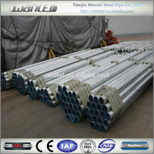 galvanized mild steel pipe properties