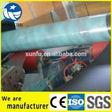 Acier soudé au carbone API X42 X52 x56 x60 x65 x70 prix du tube en acier