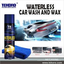 Lavage en voiture sèche