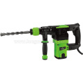 electric rotary hammer drill 26mm with multi drill head