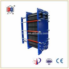 Chine chauffe-eau d'acier inoxydable, huile hydraulique refroidisseur Sondex S43 associés