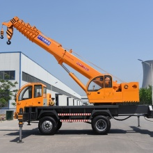 Good Quality for Crawler Crane Home made 12 Ton Hydraulic Truck Crane export to Aruba Manufacturers