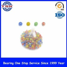 Non-Standard Colorful Glass Balls for Bearings
