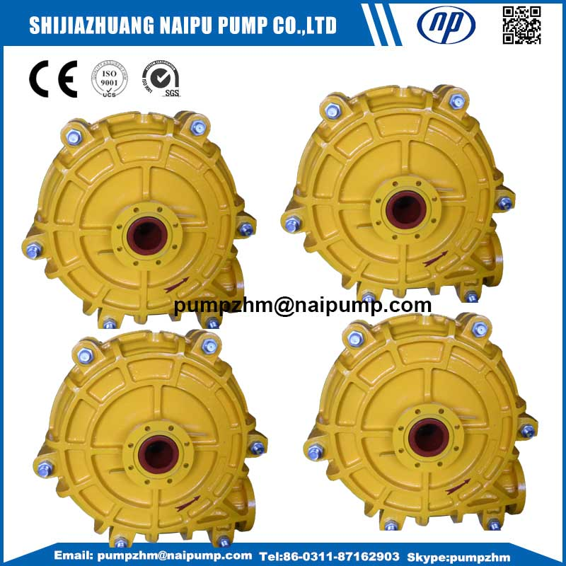 002 HH high head slurry pump