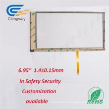 5.6 Inch Interactive Touch Mirror Superposición de PC