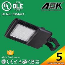UL Dlc SAA Station de stationnement LED Light 1000W HPS Remplacement, LED Surface Light avec 130lm / W