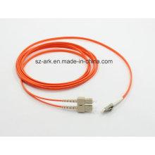 SC / PC LC / PC многомодовый оптический (4M) в продаже