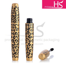 leopard print eyelash grower container