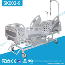 SK002-9 5 Function Electric Hospital Bed For Disable Nursing