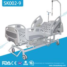 Cama de hospital elétrica da função de SK002-9 5 para cuidados da inutilização