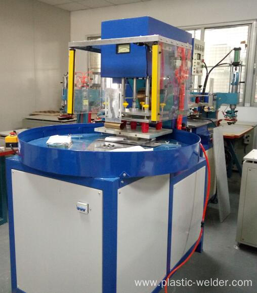 Automatic PVC Blister Packing Machine