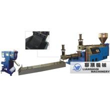 CE/SGS/ISO9001 PP reciclado de PE y máquina de granulación