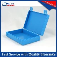 Boîte en plastique moulée par injection sous forme personnalisée de haute qualité