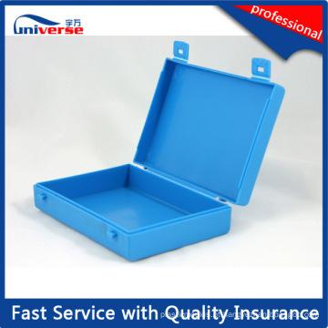 Alta qualidade personalizado forma injeção moldado caixa de plástico