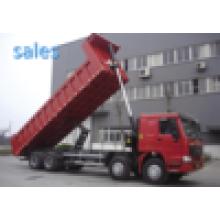Camión volquete HOWO 8X4 en venta / Más barato y de alta calidad en venta