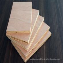 wood furniture material high quality bintangor poplar commerical plywood