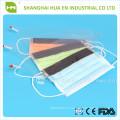 Медицинская нетканая маска для лица со щитом, изготовленная в Китае 2016 CE ISO FDA