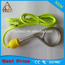 Chauffage électrique tubulaire