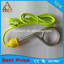 Aquecedor elétrico tubular