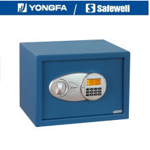 Safewell 25cm Height Eid Panel Electronic Safe for Home