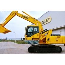 Lifting Cab Hydraulic Excavator
