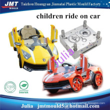 plastic injection children toy SUV car mould tooling