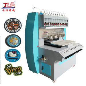 Decorative PVC Labels making Machine