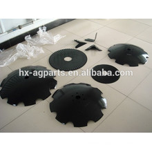 Boron Steel Notched Harrow Discs Offset Disc Harrow Parts in All Dimension