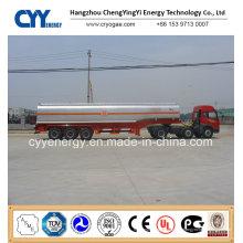 China 2015 Tanker LNG Lox Lin Lar Lco2 Auflieger