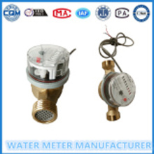 Single watermeter output nadi dengan 8 bit counter
