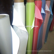 Color reflective fabric 100%Polyester