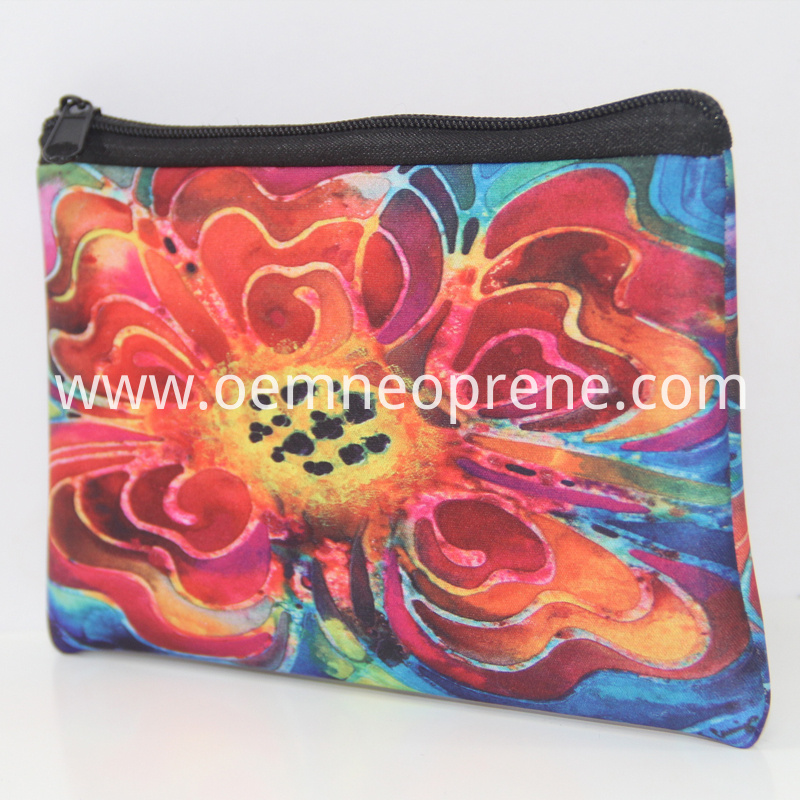 Neoprene Cosmetic Bags