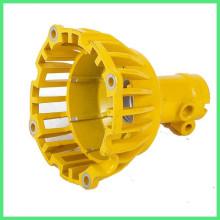 Fornecer a tampa da lâmpada de abajur plástico OEM e ODM serviço