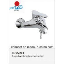 Hochwertiger Einzelgriff-Bad-Dusche-Hahn